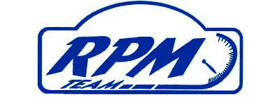 RPM Racing logo