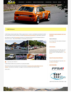 Nouveau site internet ASA Centaure