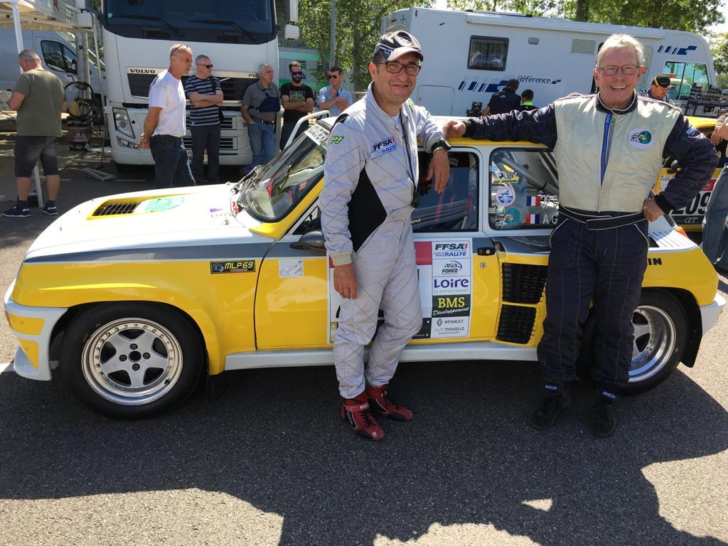Jean-Pierre DEL FIACCO avec Alain GODIN